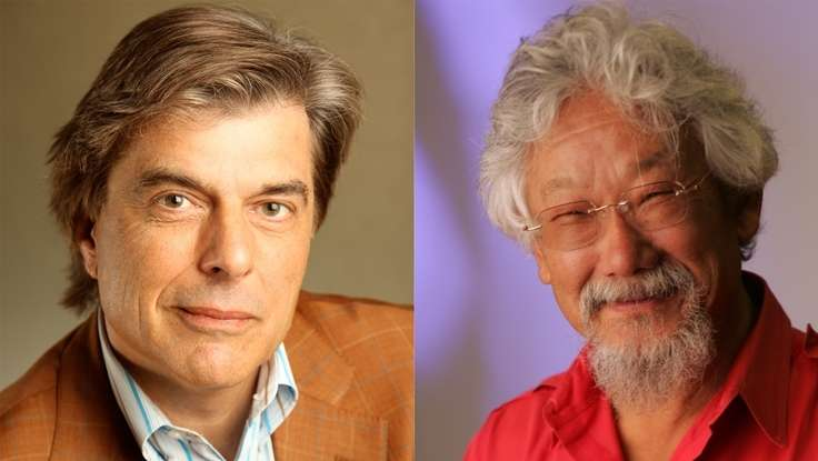 Ecology & Economics: David Suzuki and Jeff Rubin's New Lecture Series